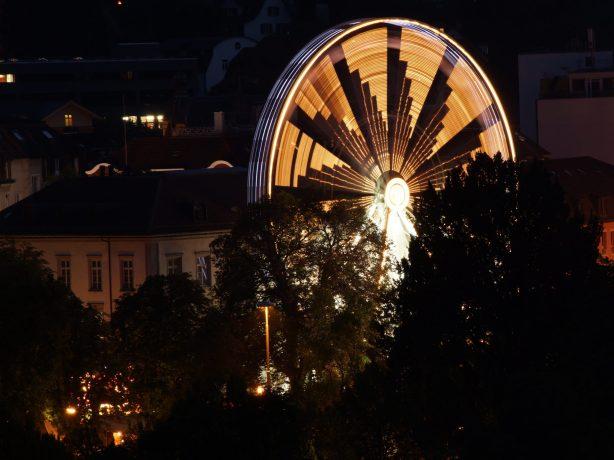 Riesenrad in Baden