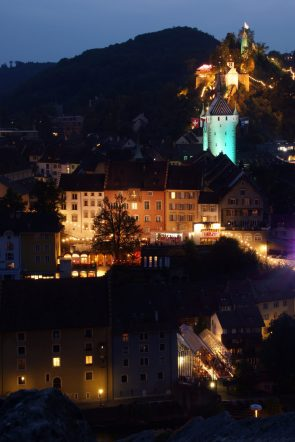 Baden by Night