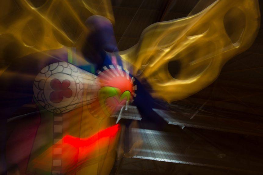 Bahnhofsengel von Niki de Saint Phalle
