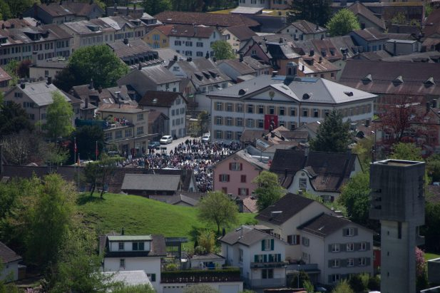 Zaunplatz