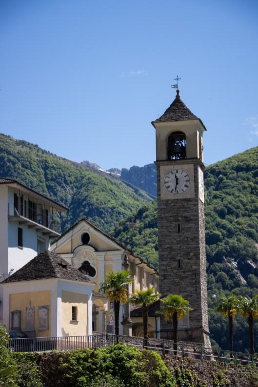 Kirche von Mergoscia