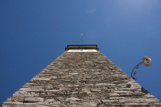Kirchturm von Mergoscia