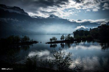 Morgenstimmung am Walensee