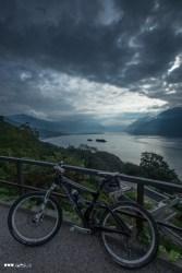 Bike tour Ronco