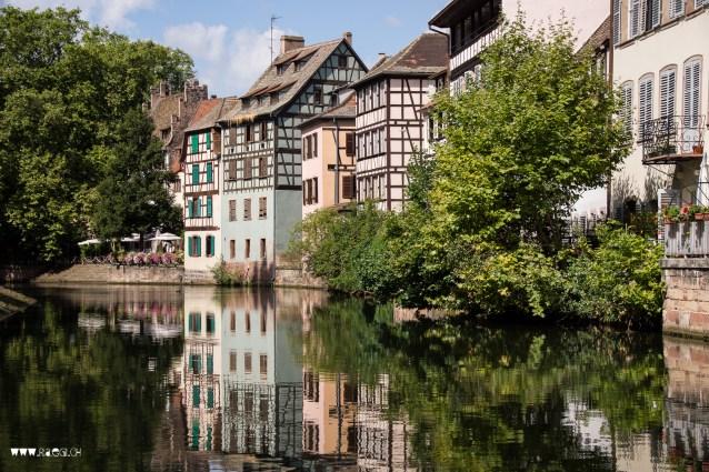 Petite France, Strassburg