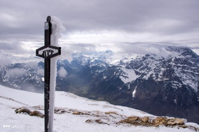 Gipfelkreuz Schilt