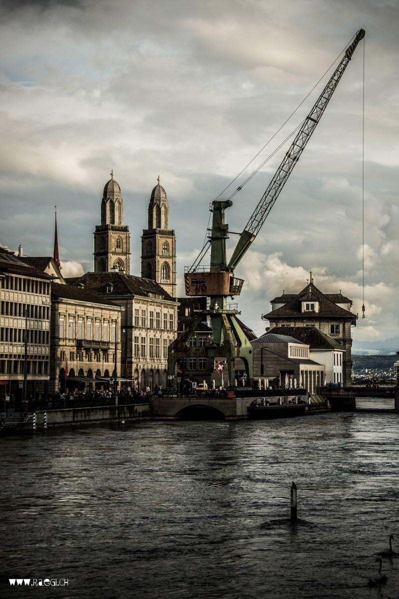 Hafenkran Zürich