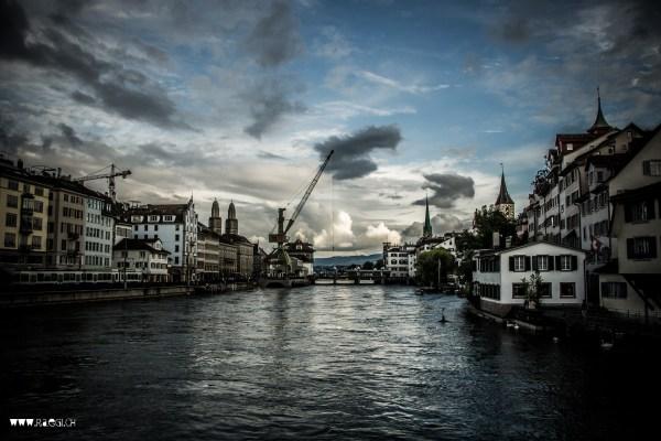 Skyline Zürich