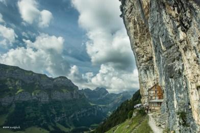 Berggasthaus Äscher