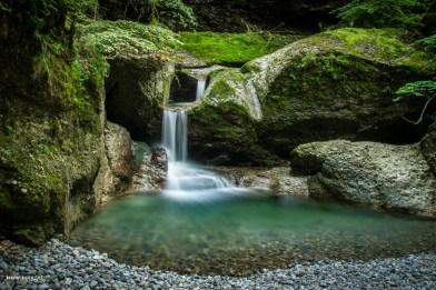Rossbach Wasserfall