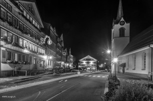 Urnäsch by Night