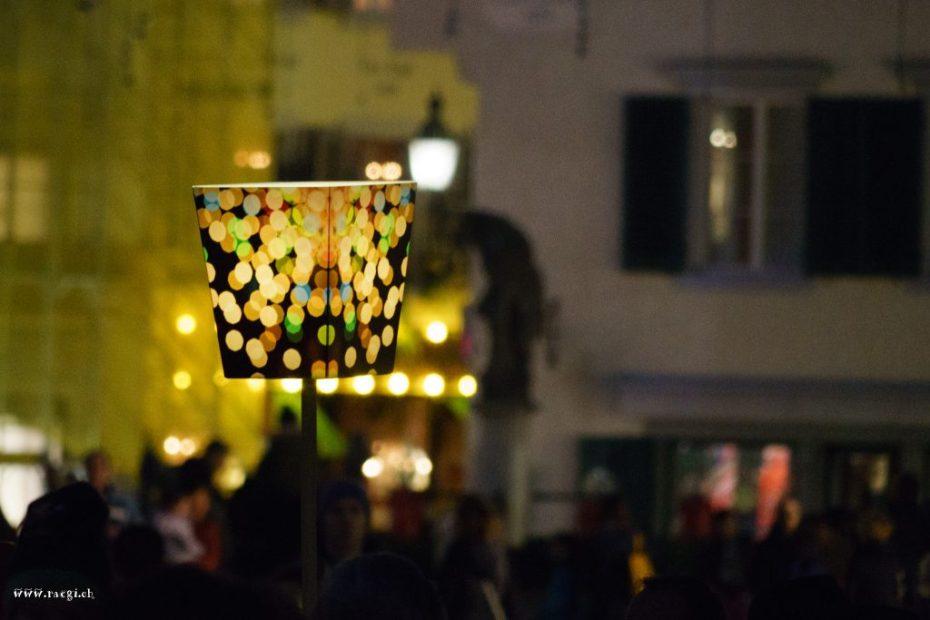 Lichter in Baden