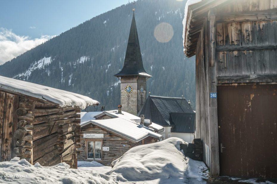 Kirche Rueras