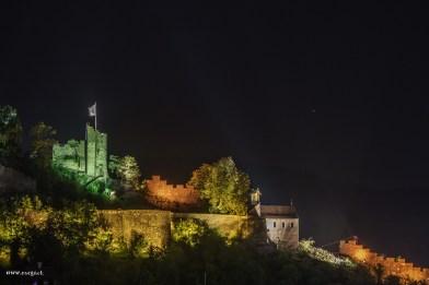 Schlossruine Stein Baden