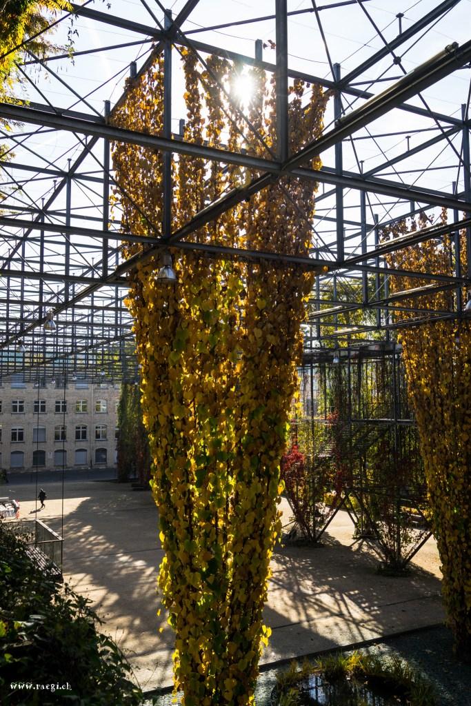 MFO Park Blättersäule