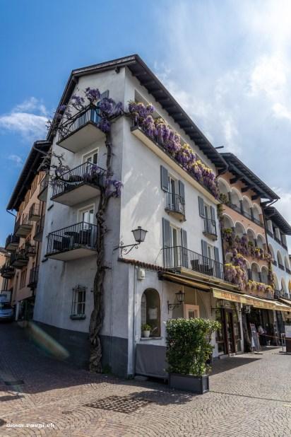 beautiful house in Ascona