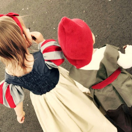 snow white halloween costumes and little dwarf diy costumes