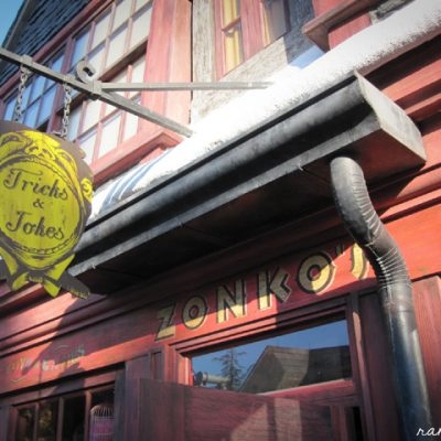Review: The Wizarding World of Harry Potter at Universal Orlando