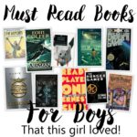 For all my friends always asking what books are good for their boys. Girls will like these too but they aren't too feminine or romance driven. Great teen reads
