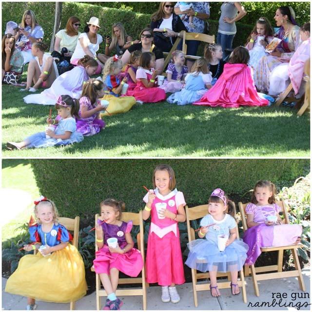 princess festival and handmade costumes - Rae Gun Ramblings