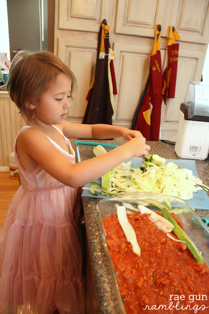 Forget the noodles and try zucchini lasagna recipe - Rae Gun Ramblings