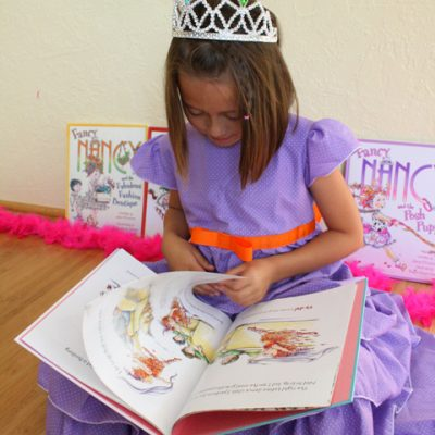 Fancy Nancy Dress Tutorial Handmade Costume Series