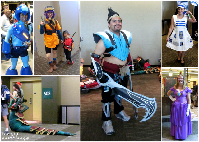 Tips and trips to costume making and cosplay - Rae Gun Ramblings