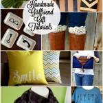 12 Great Handmade Girlfriend Gifts Ideas with Tutorials at Rae Gun Ramblings