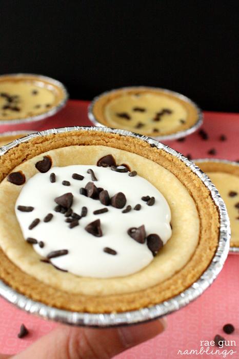 recipe mini chocolate chip cheesecake recipe - Rae Gun Ramblings