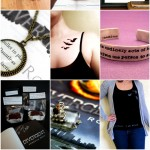 Great list of Divergent DIY's, recipes, crafts, products and more at Rae Gun Ramblings