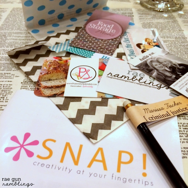 The Unexpected Lesson I Learned at SNAP! 2014