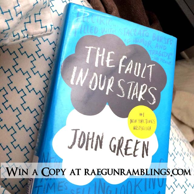 The Fault In Our Stars Giveaway