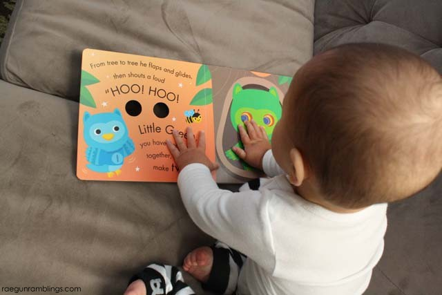 HOOT Hide-and-Seek and other unique baby books - Rae Gun Ramblings