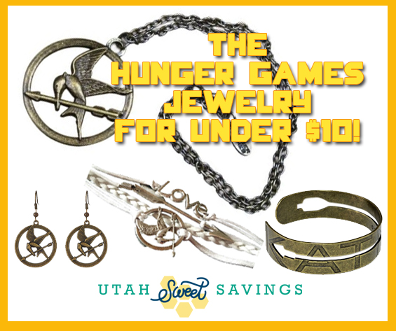 Hunger Games Jewelry for under 10$