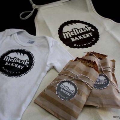 Mellark Bakery Printable and Mrs. Mellark's Chocolate Chip Banana Bread Recipe
