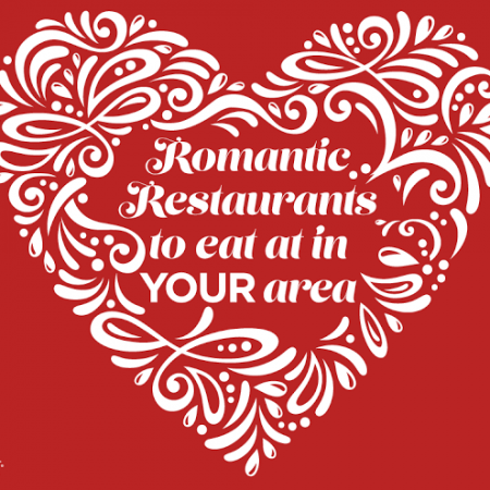 Romantic Restaurants to eat in your area