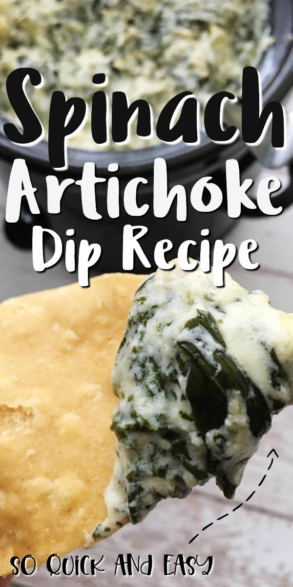 best spinach artichoke dip recipe so easy and delicious
