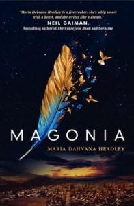 magonia ya book