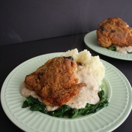 This is a keeper. Super good oven fried chicken recipe. Great for dinner.