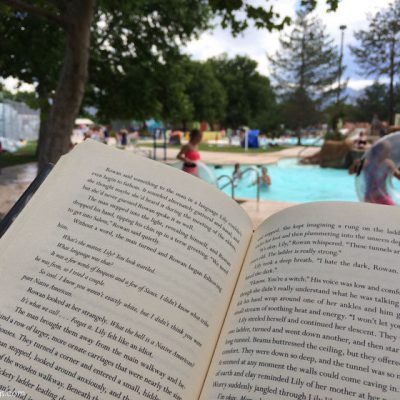 Top 10 Books to Take to the Pool