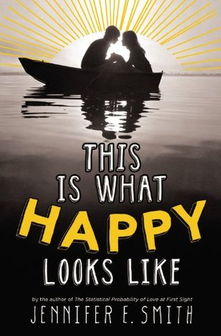 this is what happy looks like book review