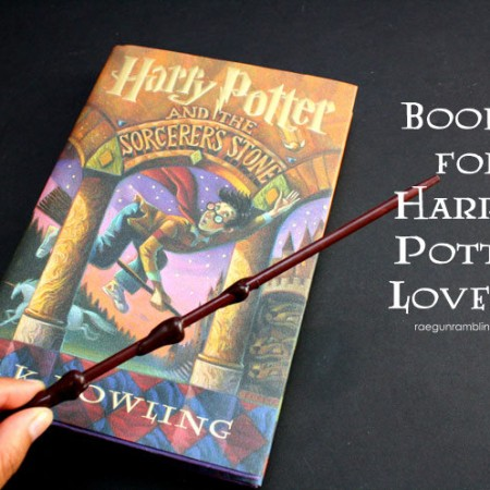 Fabulous book list! I totally agree. Saving this anytime people ask for book recommendations. Great books for Harry Potter fans of all ages.