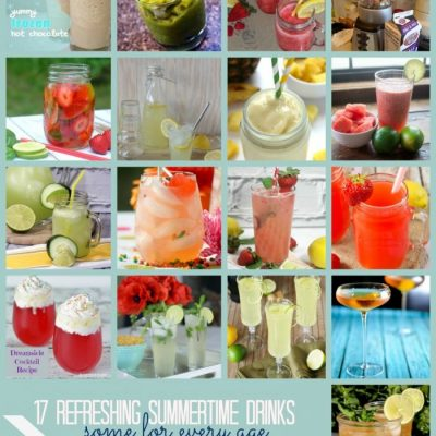 Summertime Drink Recipes