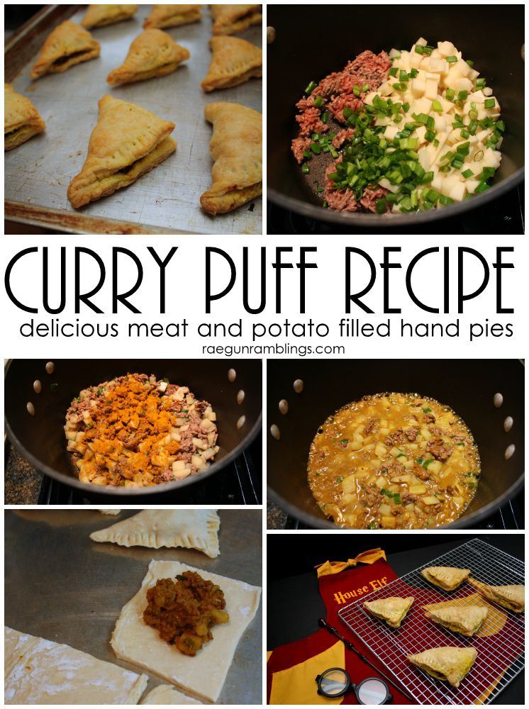 How to make classic curry puffs at home. These are delicious for breakfast, lunch, dinner or even a harty snack.