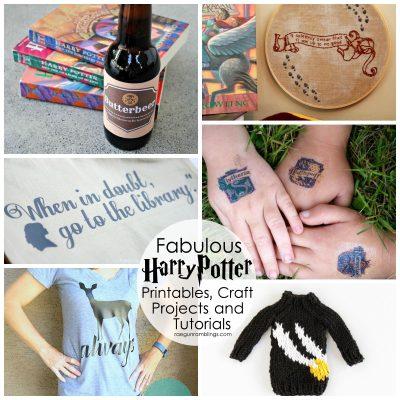 Happy Harry Potter Day 3