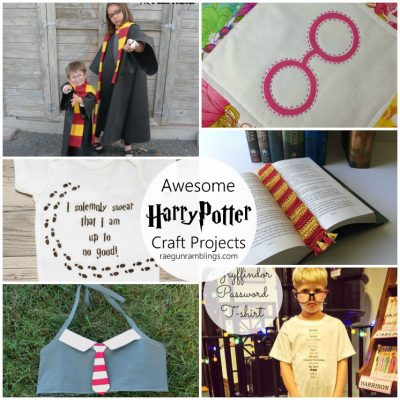 Happy Harry Potter Day 7+8
