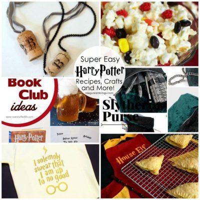 Happy Harry Potter Day 9