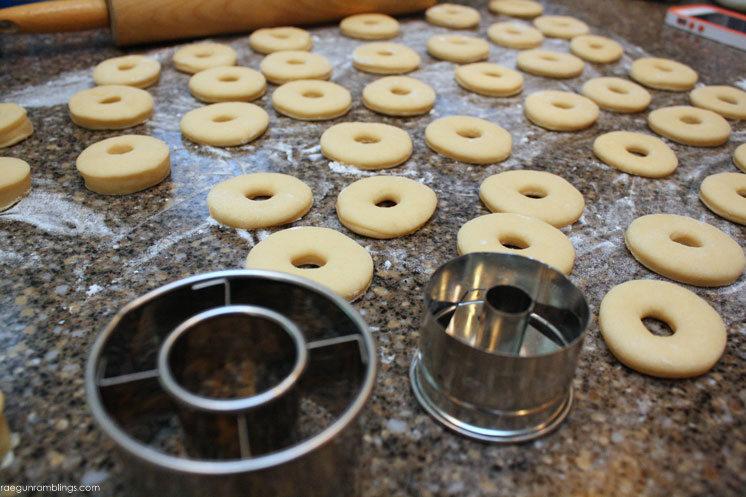Fool proof mini donut recipe