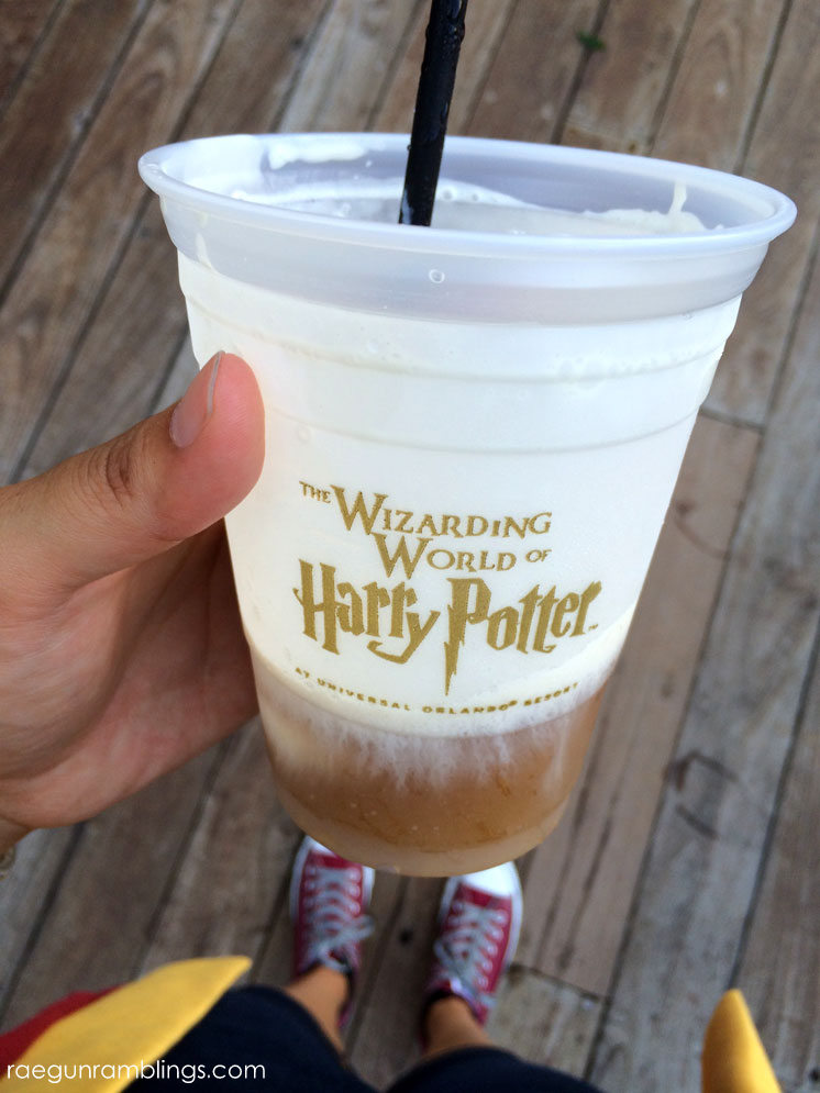 Must eat food at universal Orlando. number 1 is butterbeer