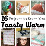Great DIY projects for colder weather, hats, blankets and more